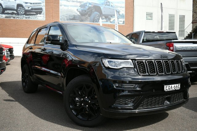 New Jeep Grand Cherokee S-Limited, Brookvale, 2021 Jeep Grand Cherokee S-Limited SUV