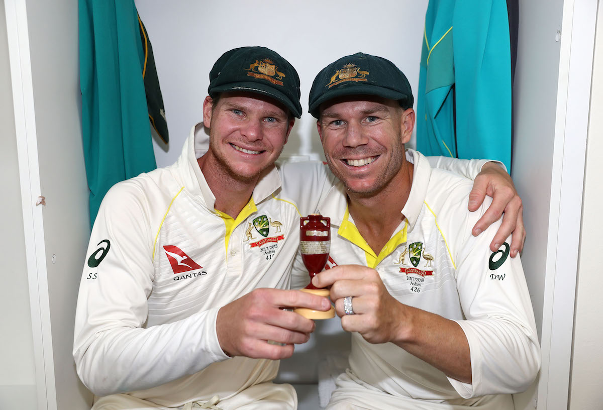 Smith scored over 600 runs in the Ashes series against England. (AFP)