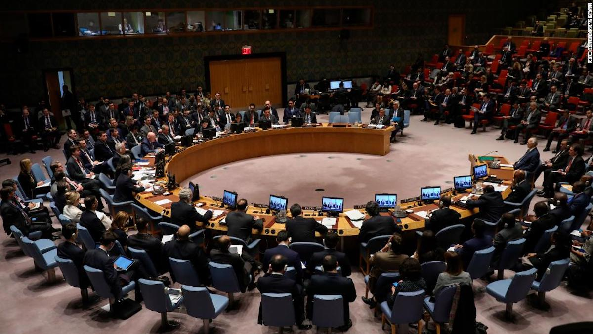 UN Security Council to meet friday on Syria crisis