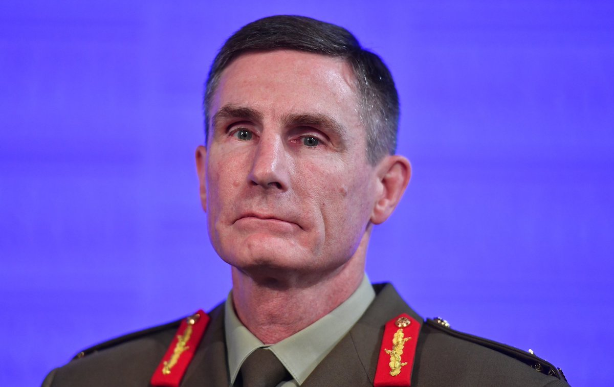 Campbell named as Australia's new chief of defence force