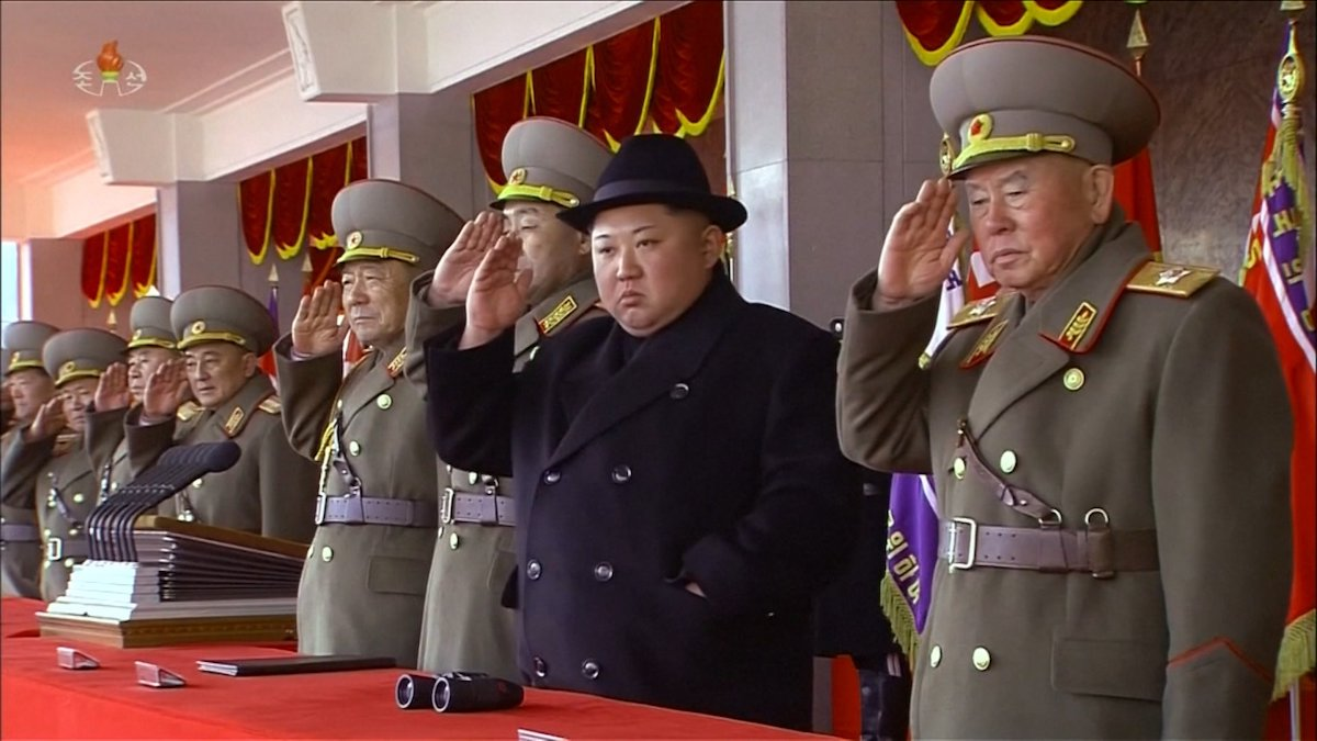 North Korean dictator Kim Jong-un is reportedly considering a peace treaty with South Korea.