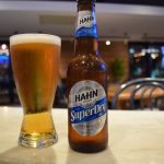 Hahn Super Dry and other 'low carb' varieties of beer are no more healthy than a standard lager or ale. Image: @GGroveTavern.