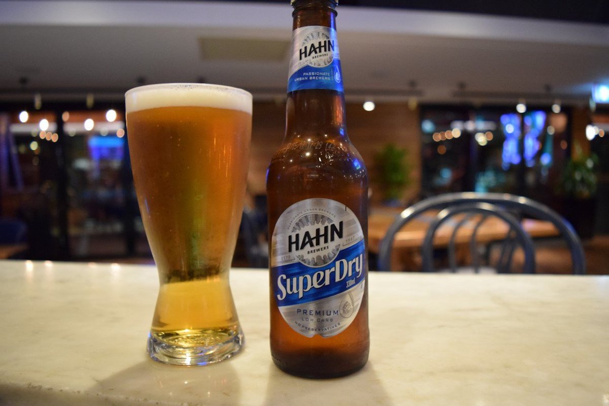 Low-carb beer is not the healthy alternative