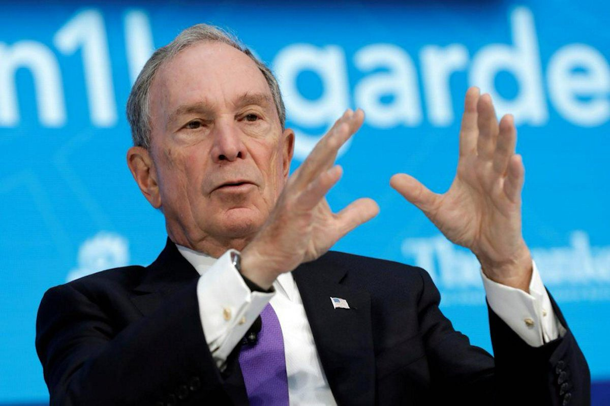 Bloomberg foots Paris Agreement bill for the US