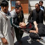 Terror attack in Kabul has taken the lives of at least 57 and injured more than 100 others.