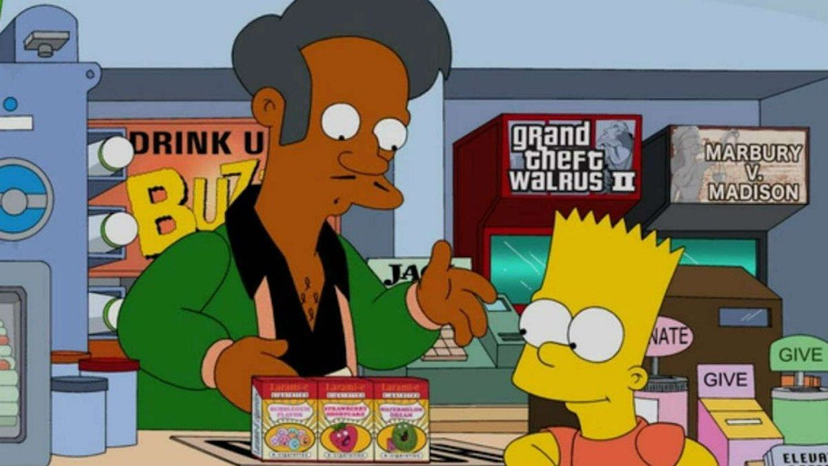 The Simpsons' Hank Azaria Offers To Stop Voicing Apu Amid Controversy