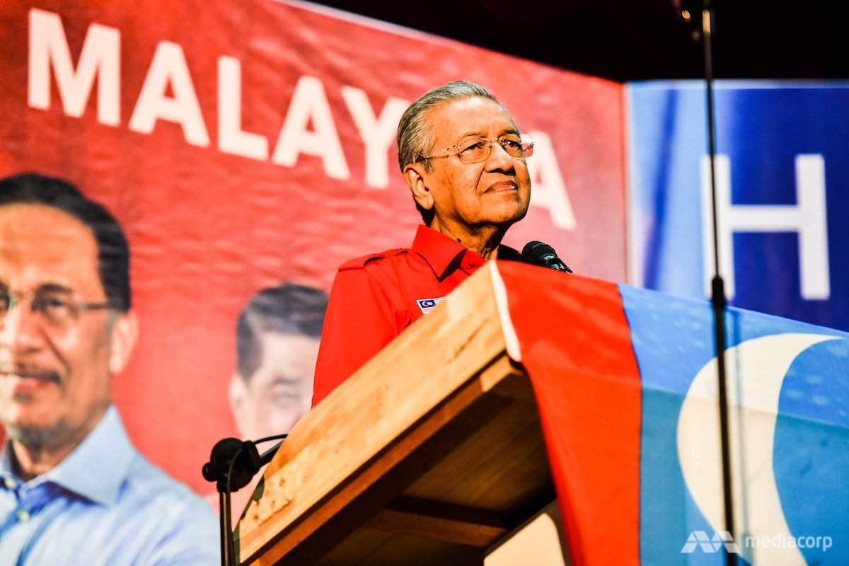 Mahathir Mohamad will become the world's oldest leader as Prime Minister of Malaysia.