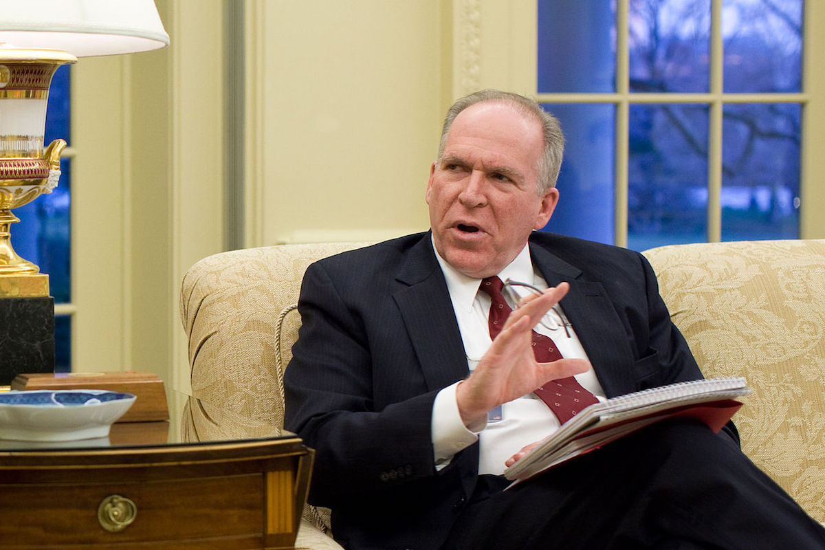 Trump revokes security clearance for former Central Intelligence Agency  director John Brennan ZlotoNews