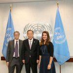 Gates Ban Ki-moon