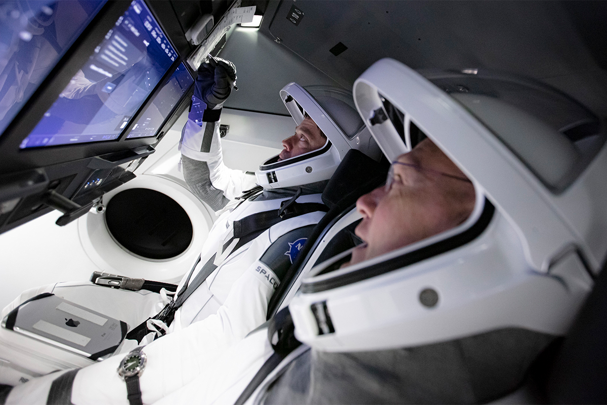 SpaceX's first Crew Dragon astronaut operational mission includes a JAXA astronaut