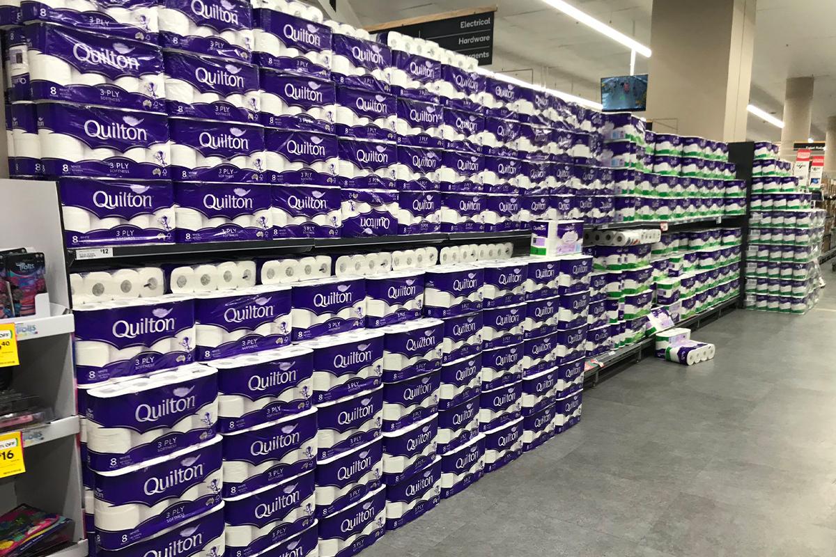 toilet rolls, australia, retail