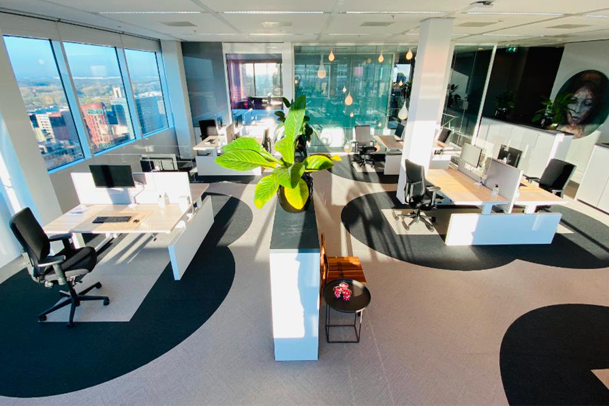 business, office, cushman & Wakefield