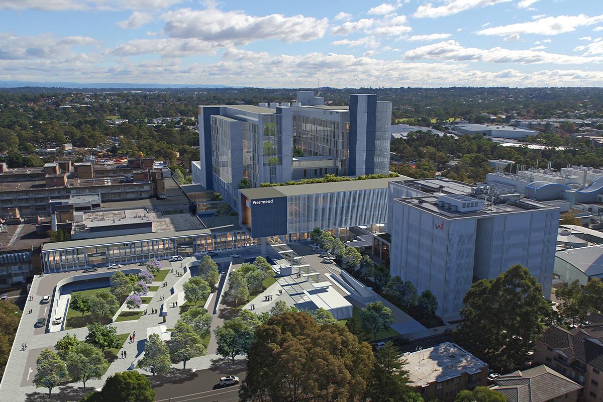 health, Central Acute Services Building