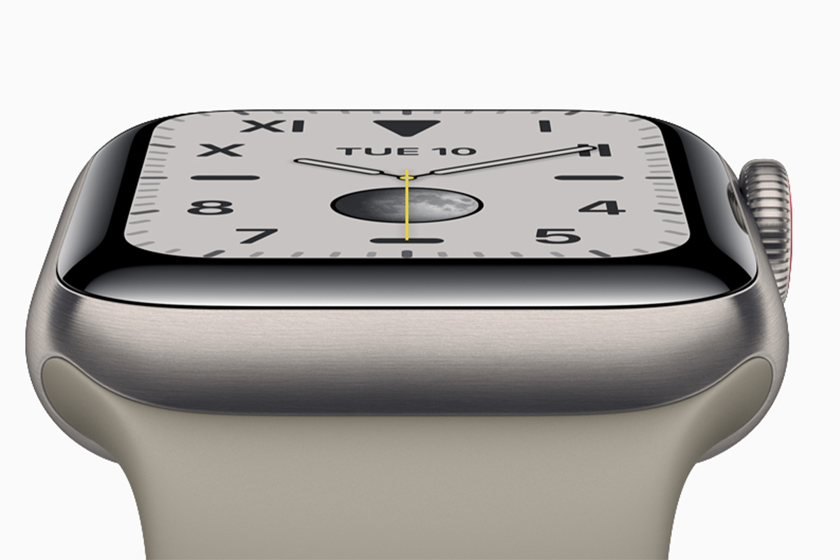 Apple Watch, Series 5, smartwatch