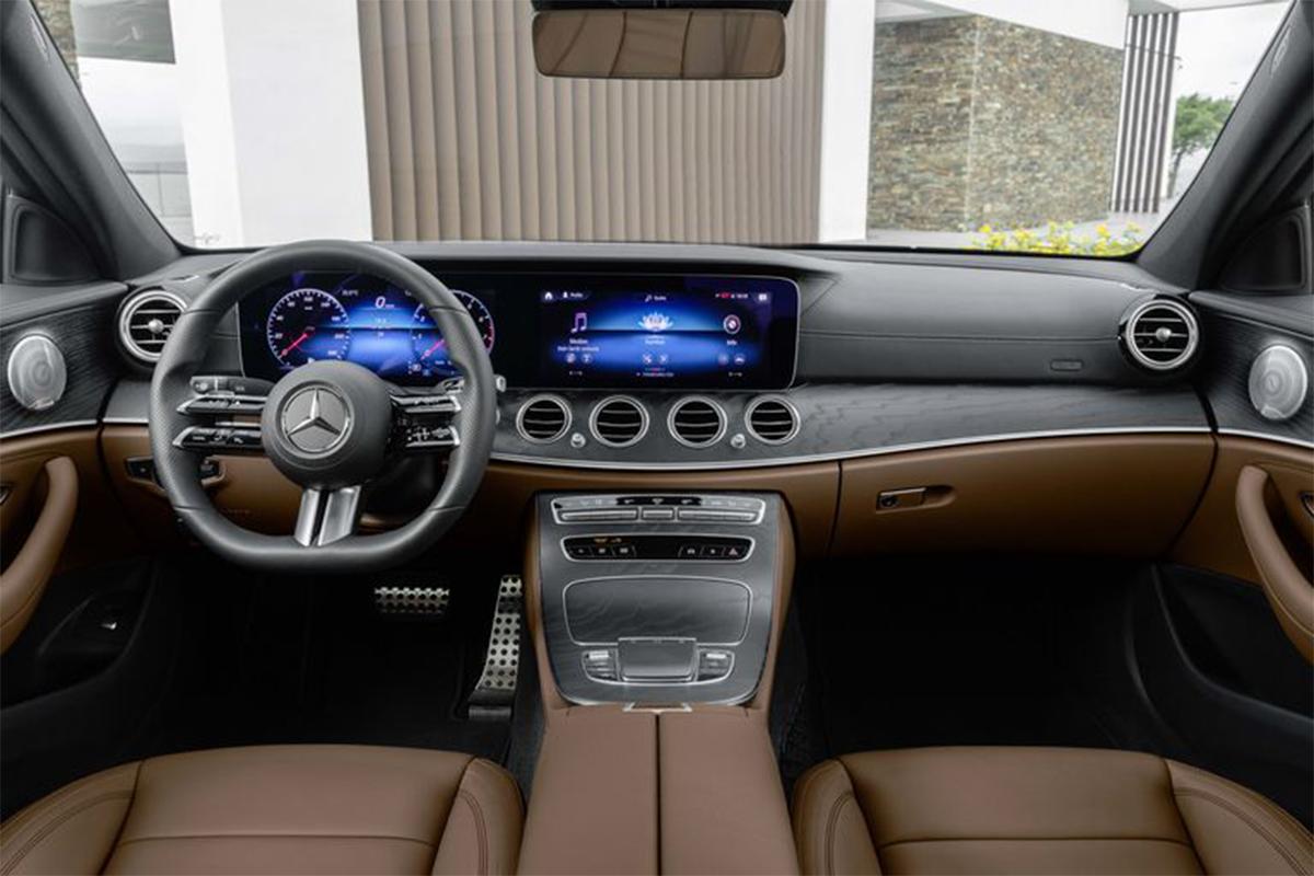 steering wheel, Sport, Mercedes-Benz, E-Class