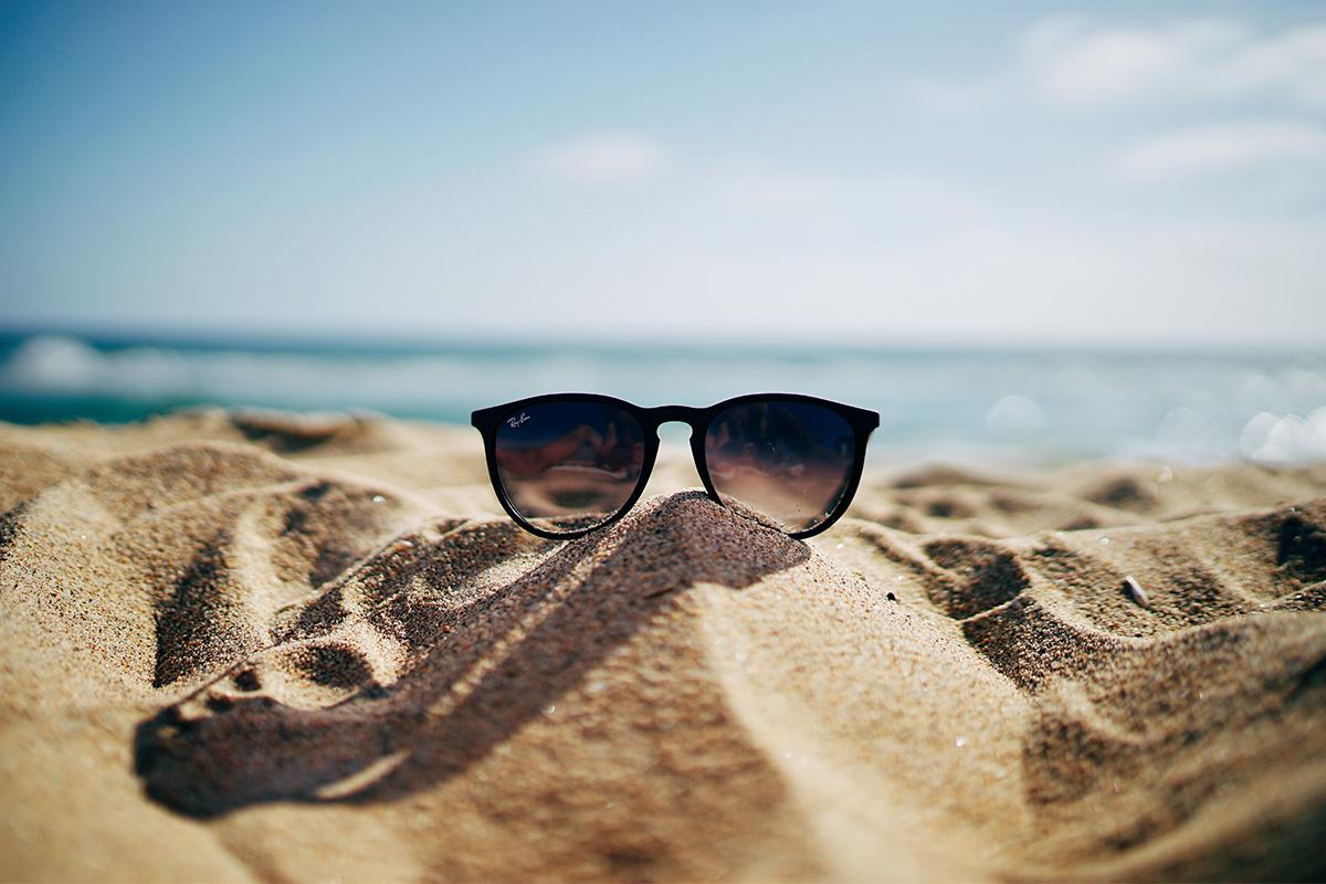 vitamin D, sunglasses