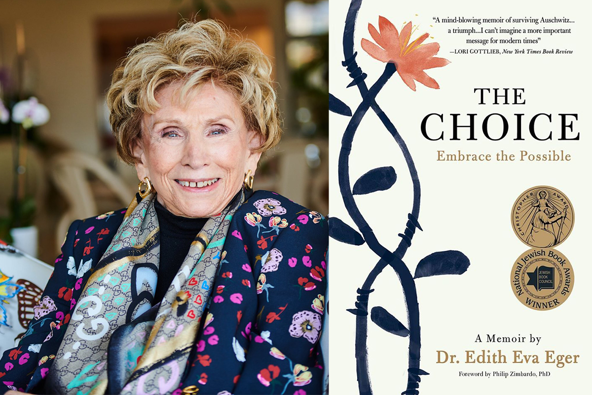 Bill Gates, Dr Edith Eger, The Choice