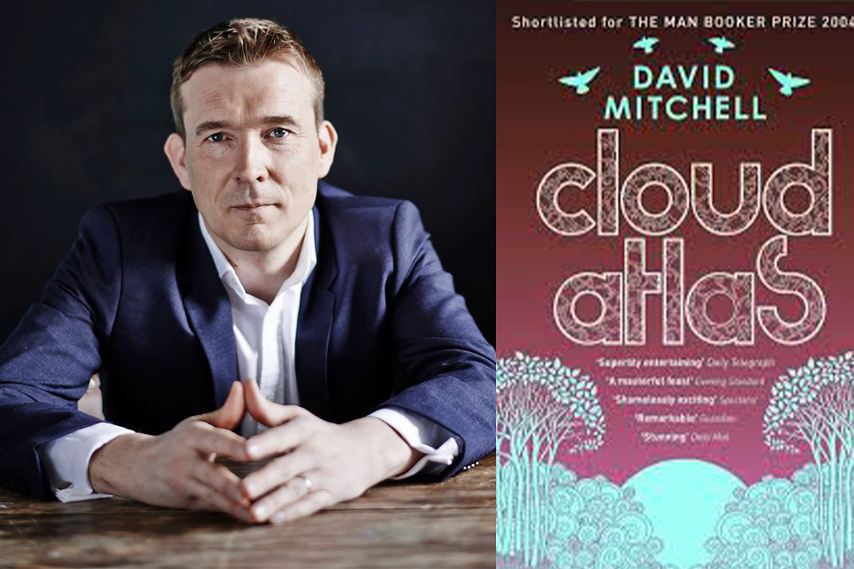 Bill Gates, David Mitchell, Cloud Atlas