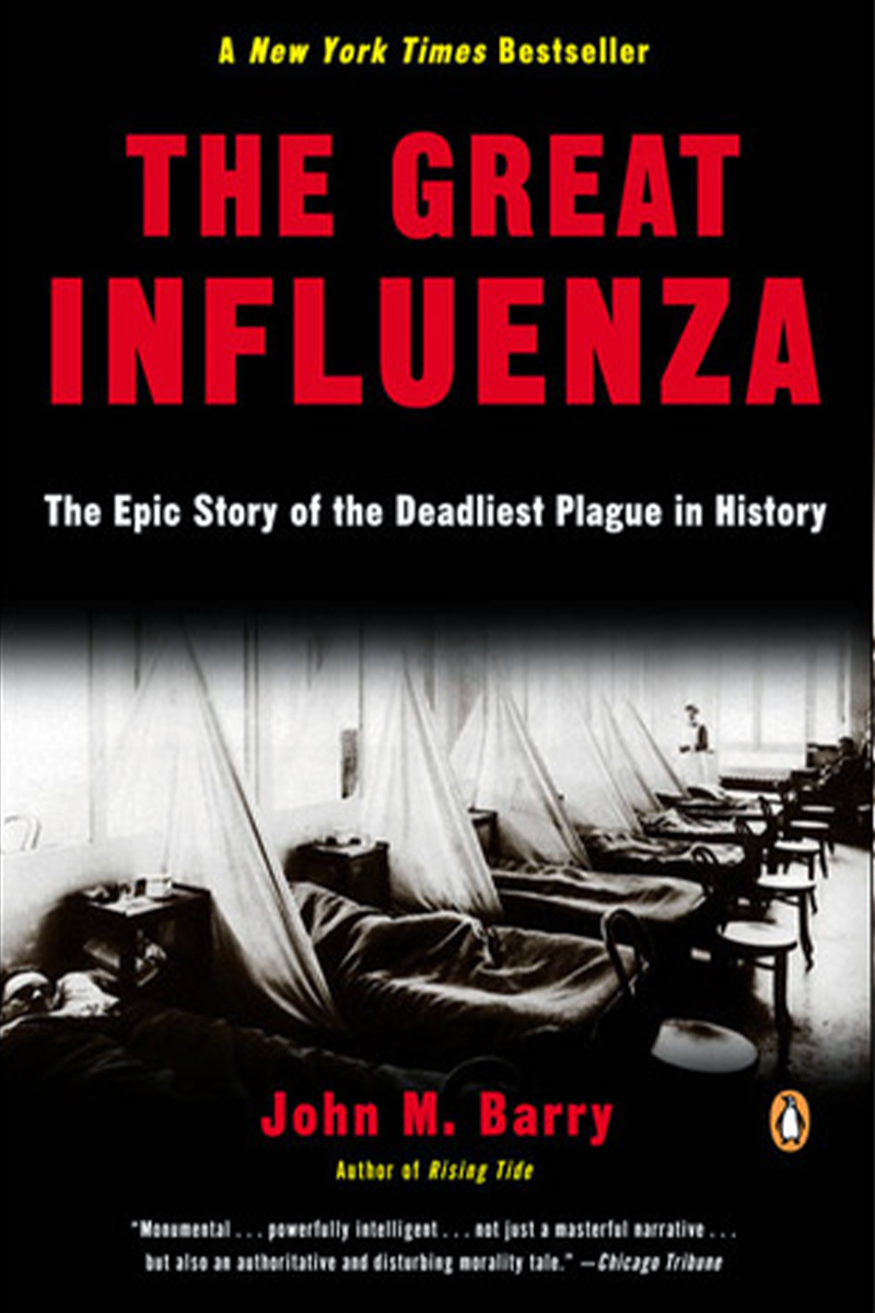 Bill Gates, John M Barry, The Grat Influenza