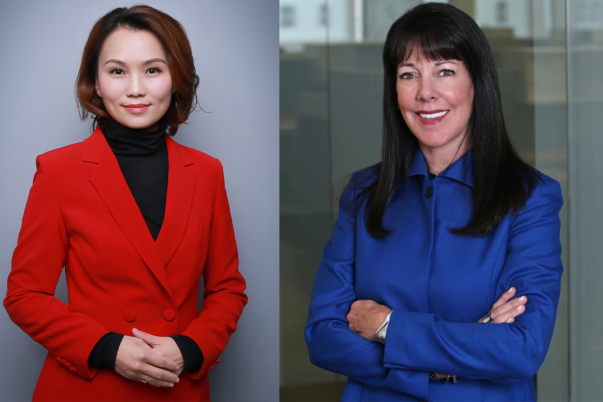 female CEOs, Heyward Donigan, Joey Wat