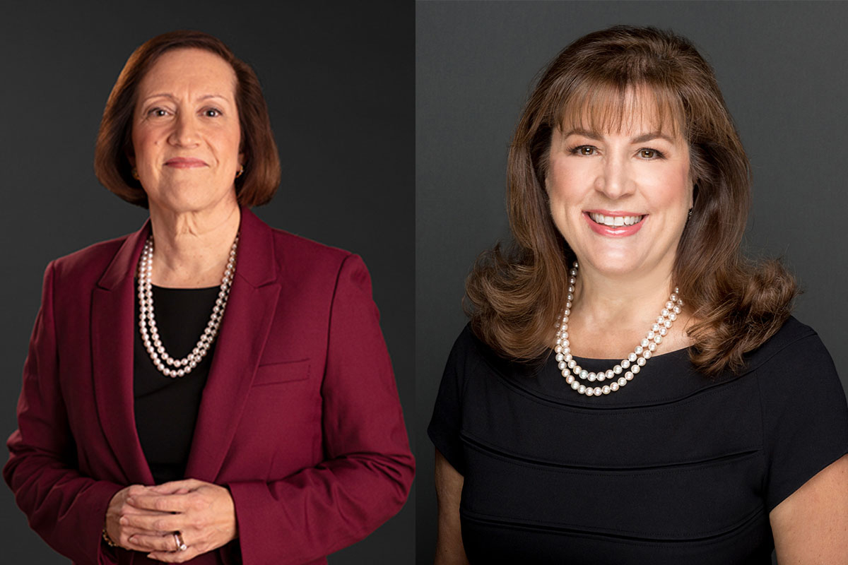 female CEOs, Judy Marks, Nazzic Kenne