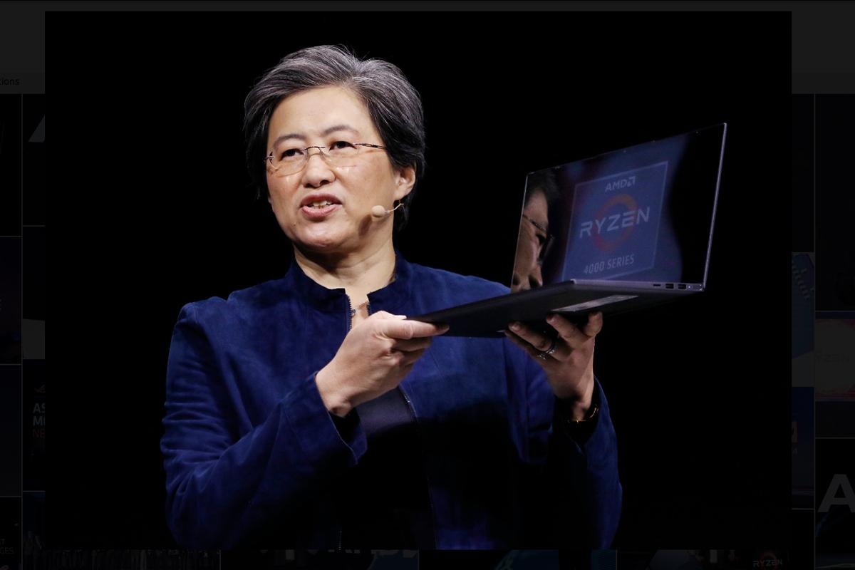 Nasdaq-100, Dr Lisa Su, AMD
