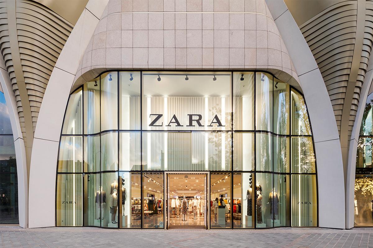 Zara, Inditex