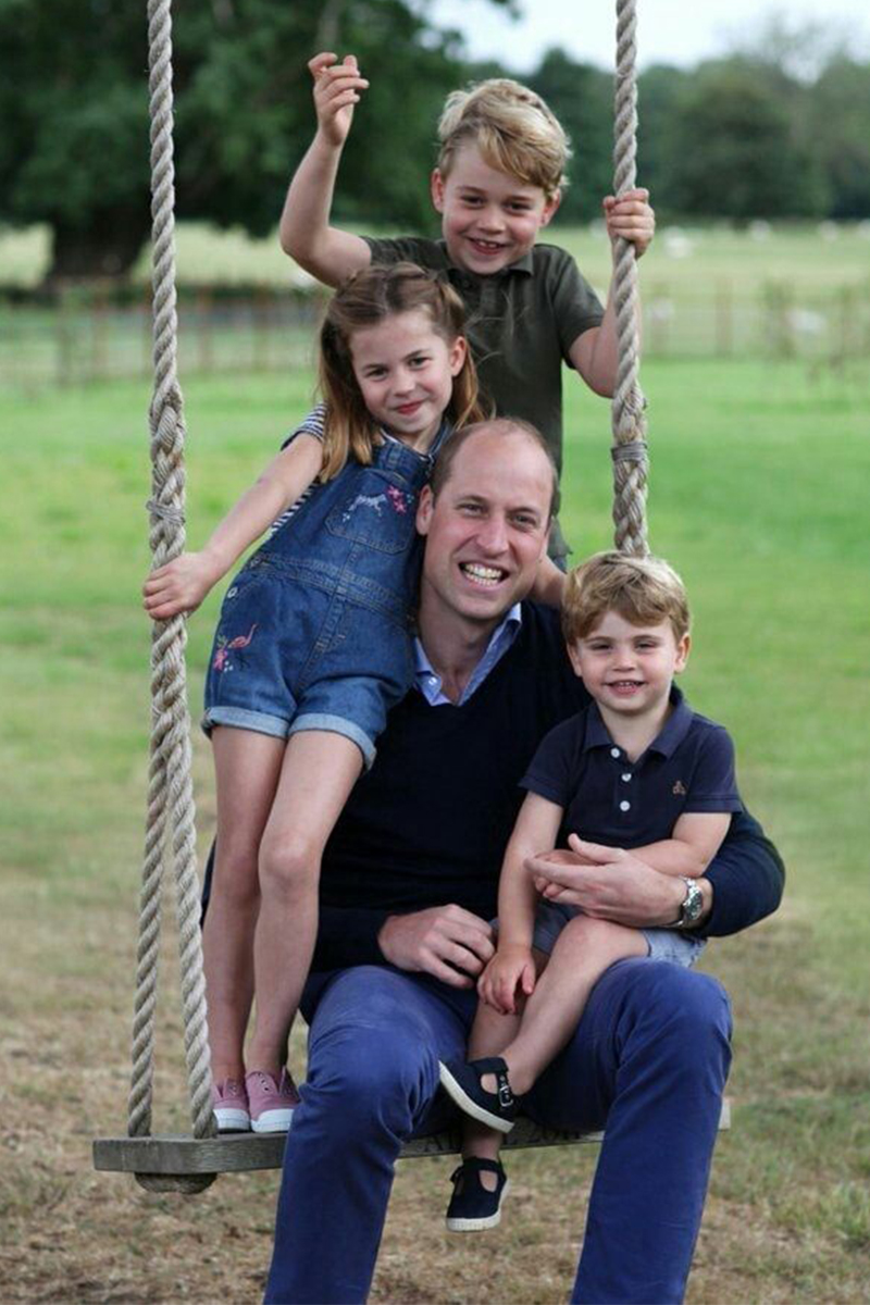 Prince William, Father's Day, birthday