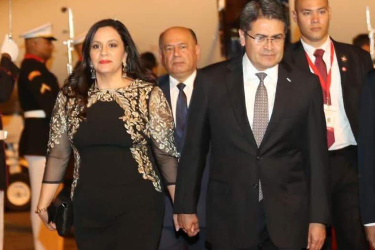 Juan Orlando Hernandez, Jair Bolsonaro