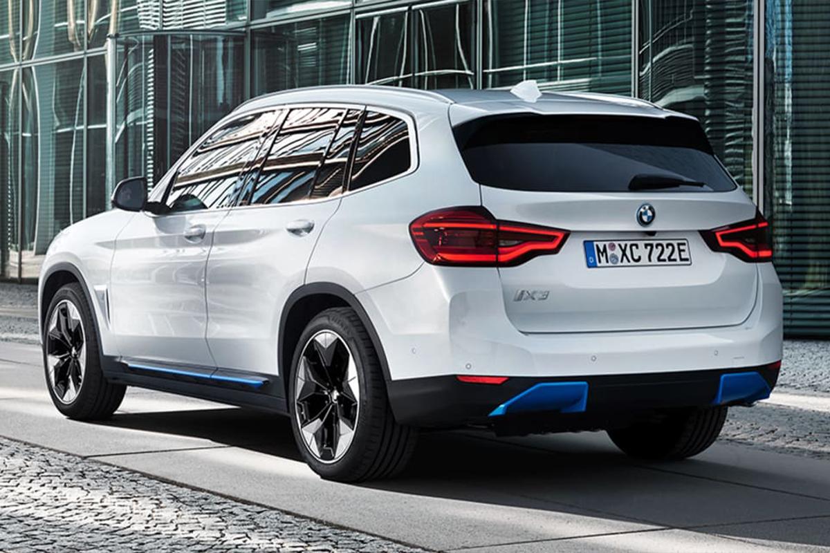 SUV, BMW iX3, BMW