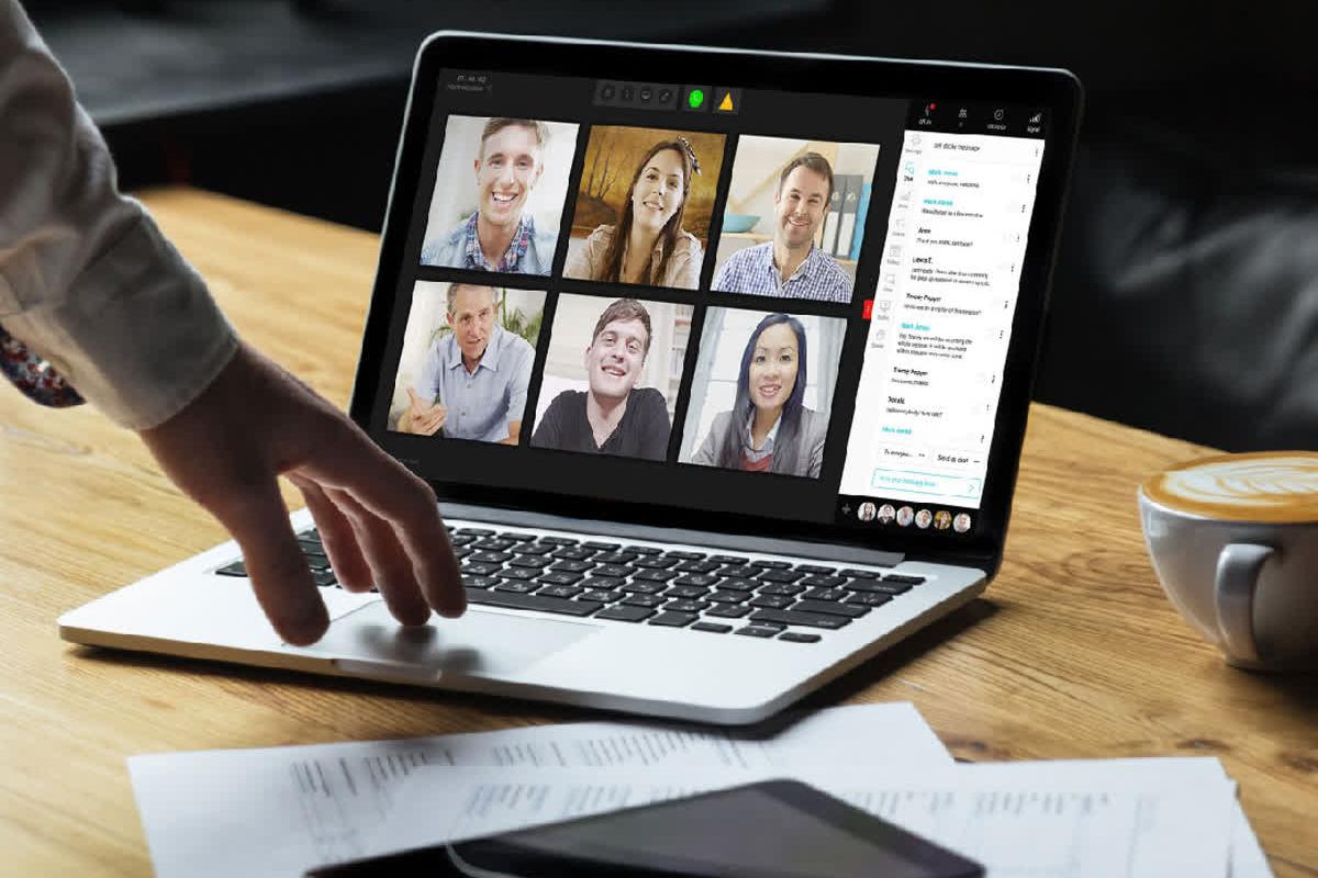 connections, virtual meetings
