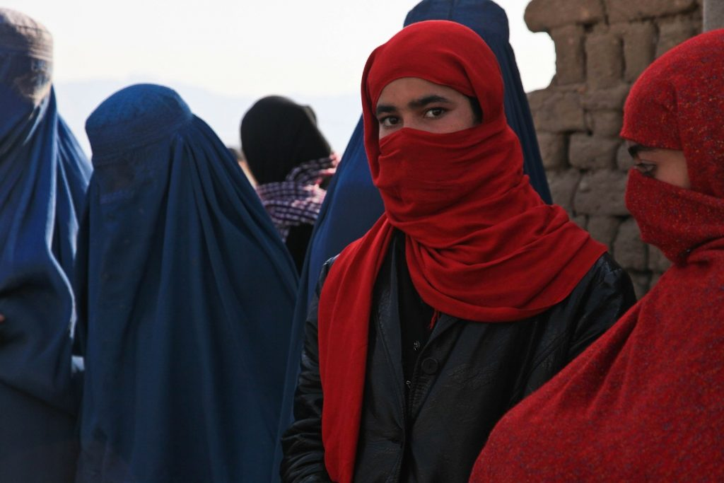 Afghan women giving more rights