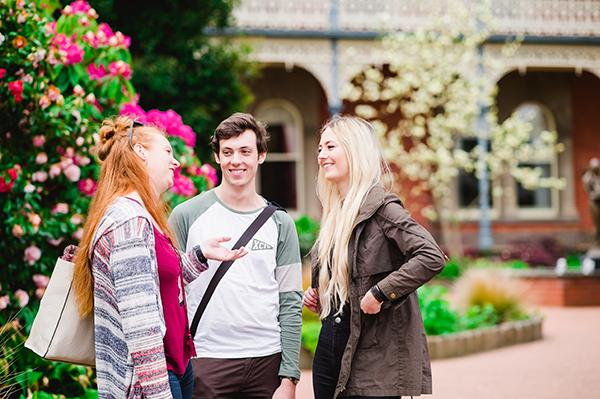 ACU Ballarat Campus Courses