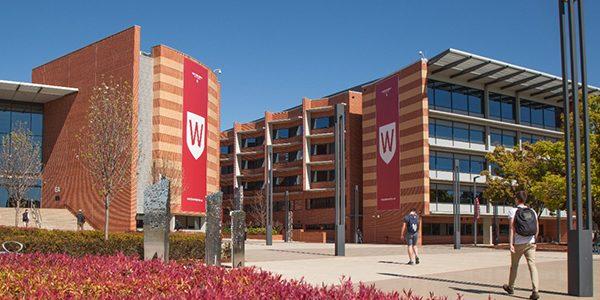 Western Sydney Uni Parramatta Campus