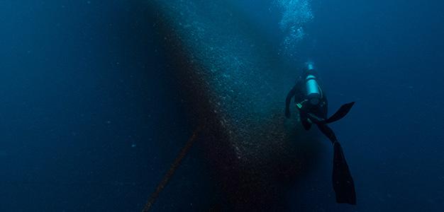 Queensland's newest wreck dive
