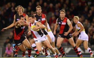 AFL Saints v Bombers
