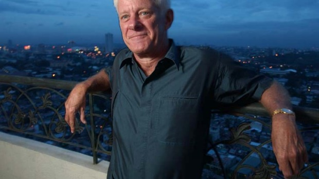 Alan Woods Hong Kong