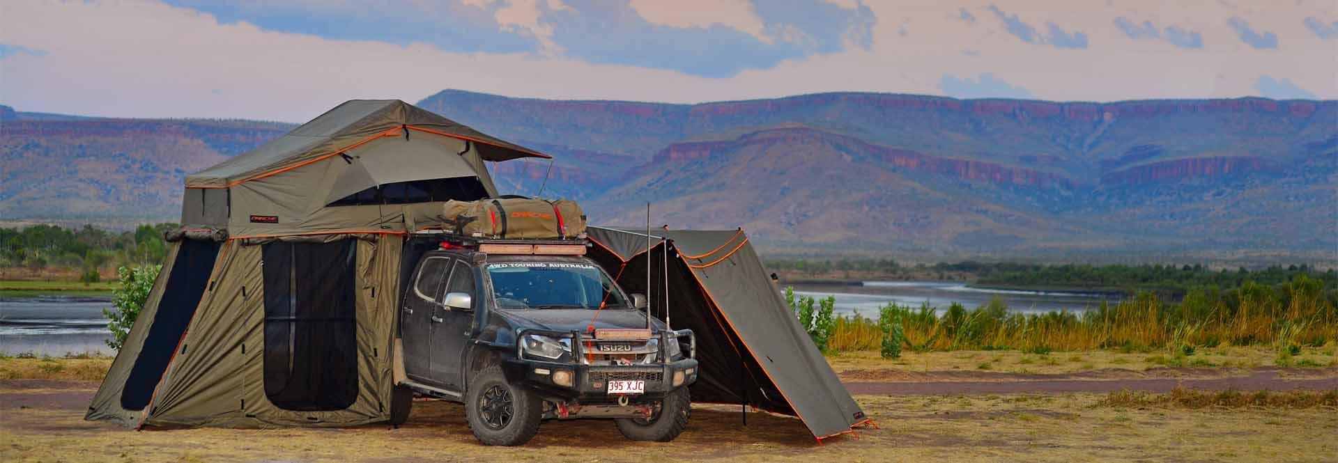 Darche tents