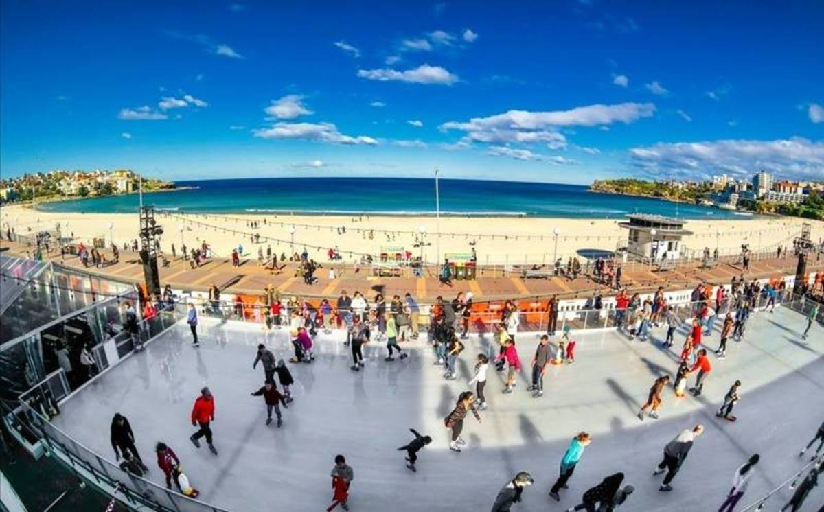 Bondi winter magic festival 1