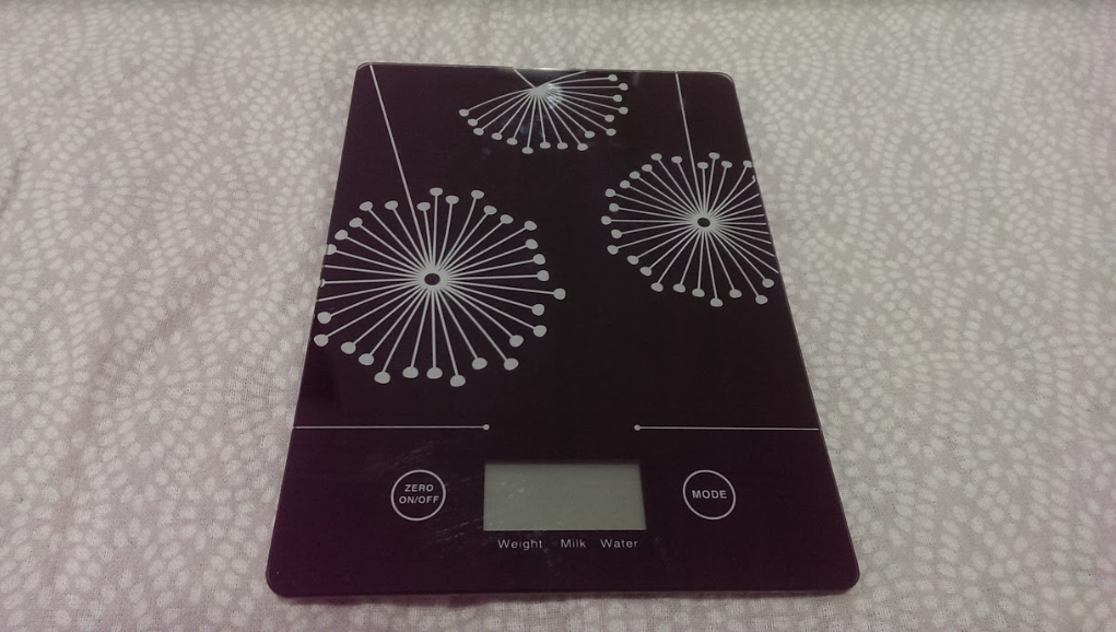 Kitchen scale  15