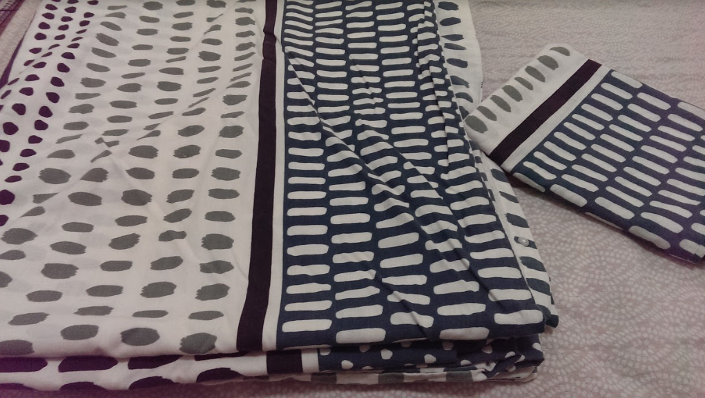 Sheet set navy  15