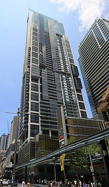 220px world tower  sydney