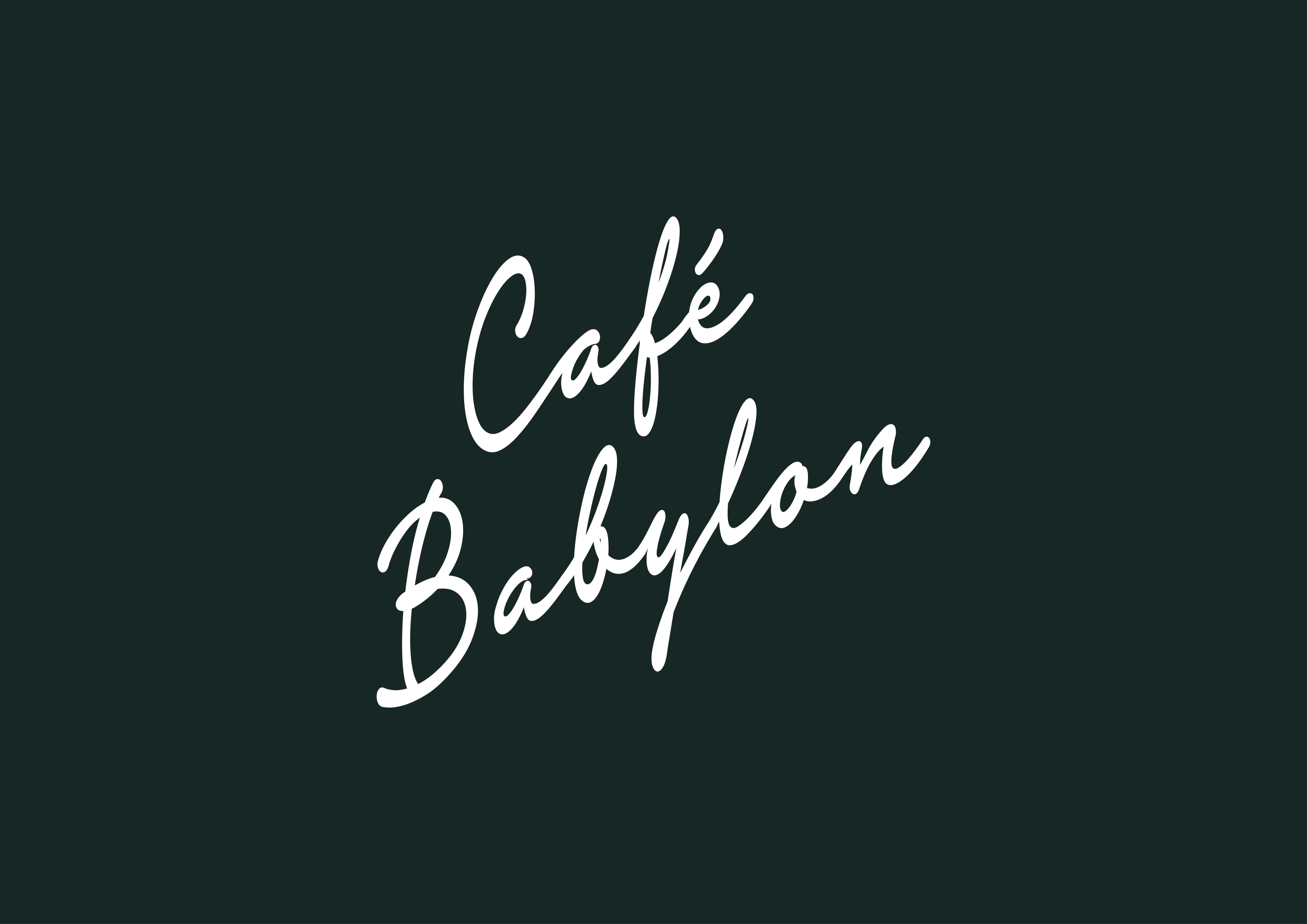 Cafe babylon   original
