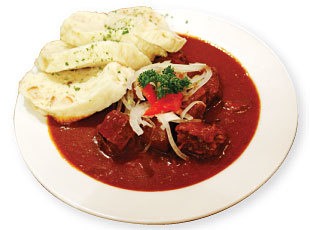 "Beef ""Beer""Goulash"