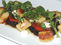 Pan Roasted Gnocchi