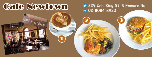 Cafe Newtown
