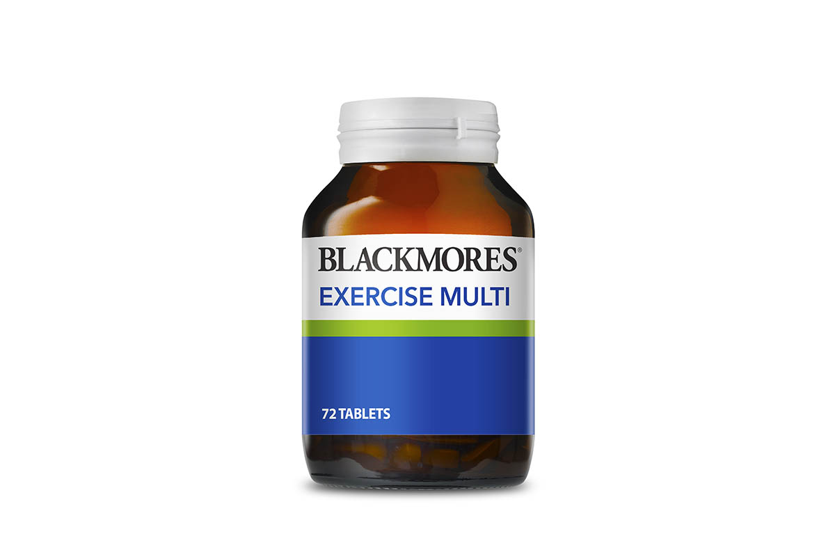 Blackmores Total Calcium Magnesium D3 200 Tablet Exercise Multi Choice Pharmacy 72 Tablets