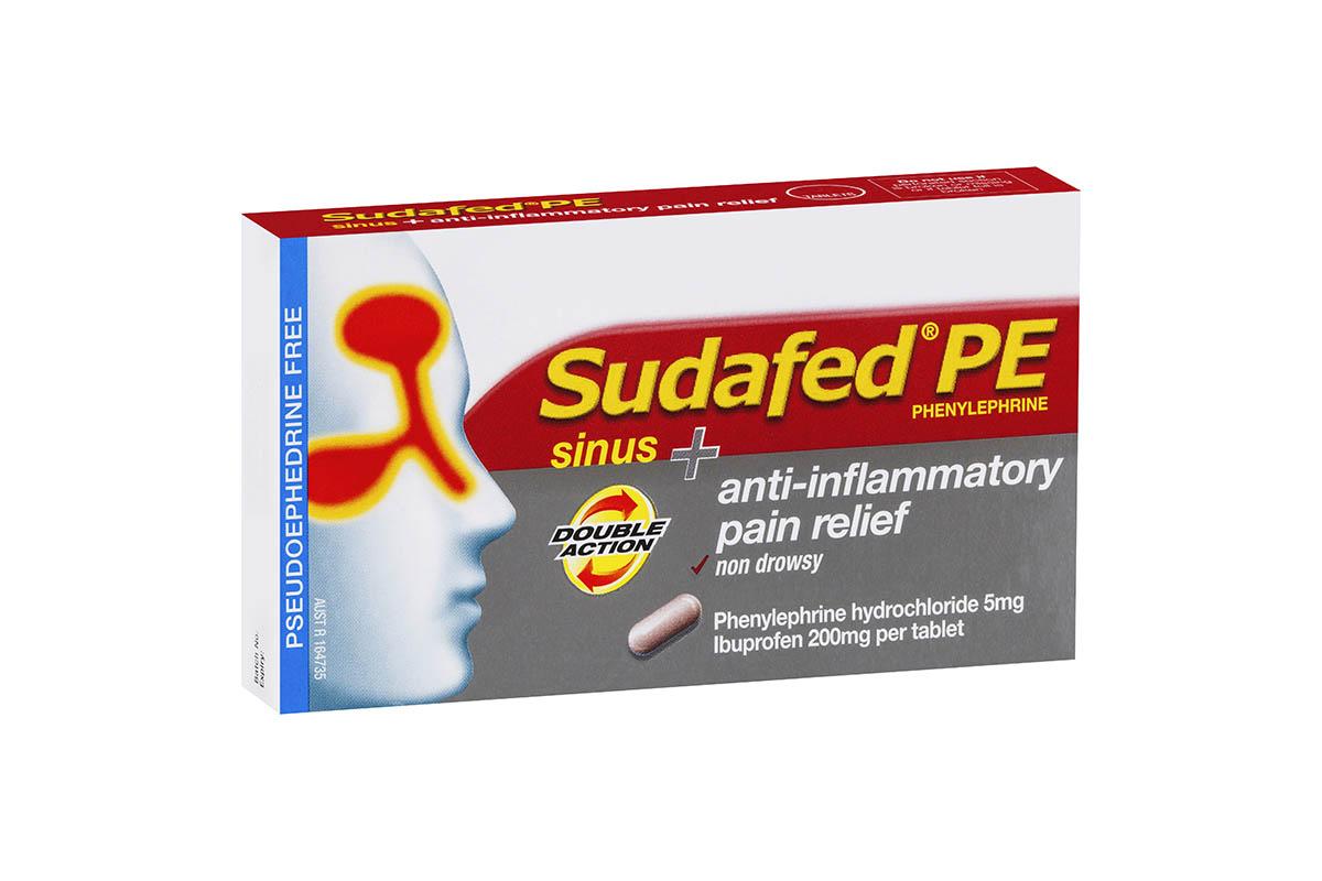 Pe Sinus Anti Inflammatory Pain Relief
