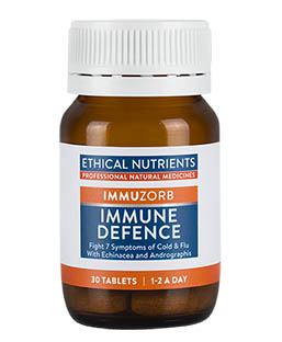 Shop Ethical Nutrients Immune Defence Here