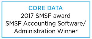 2017 SMSF Accounting & Administration Software winner